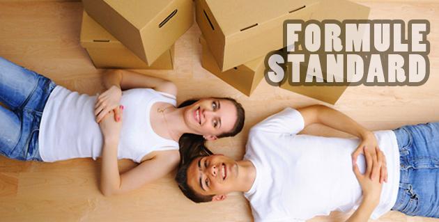 Déménagement formule standard - dem&co
